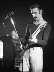 Frank Zappa Daily Routine