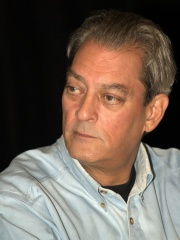 Paul Auster Daily Routine