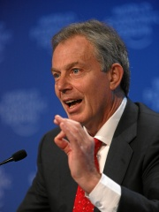 Tony Blair Daily Routine